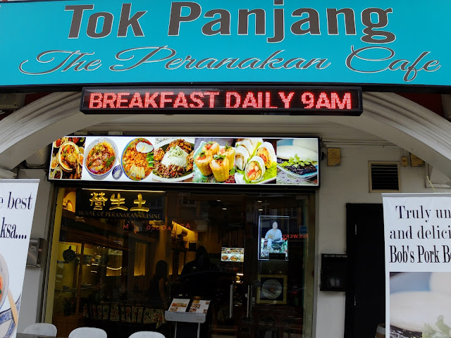 Tok Panjang The Peranakan Cafe