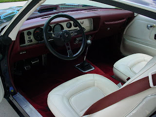 "1975 Pontiac Trans Am TransAm Bi-Centenial Edition ""Red White & Blue"""