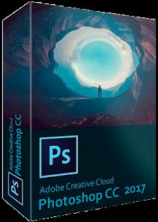 Adobe Photoshop CC 2017 x32-Bits (x86) Multilinguagem Box Cover