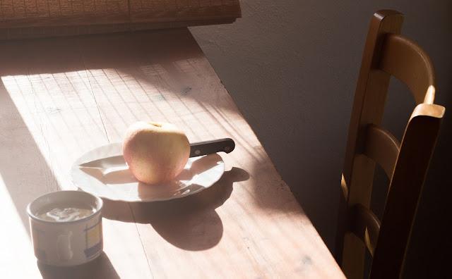 desayuno tranquilo, menorca