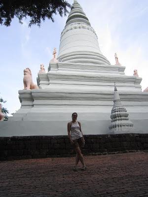 Wat Phnom en Phnom Penh, Camboya