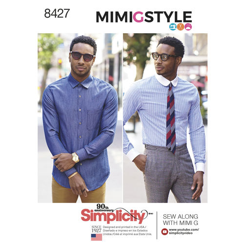 Thin Man Sewing: Mimi G Style by Simplicity