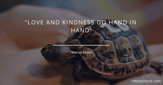 10 Short Kindness Quotes To Make You Better Person-4    Love and kindness go hand in hand. Marian Keyes