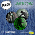 Kit de Bottons - Arrow