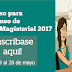 Inscribete para el Concurso para el Ascenso de Escala Magisterial 2017