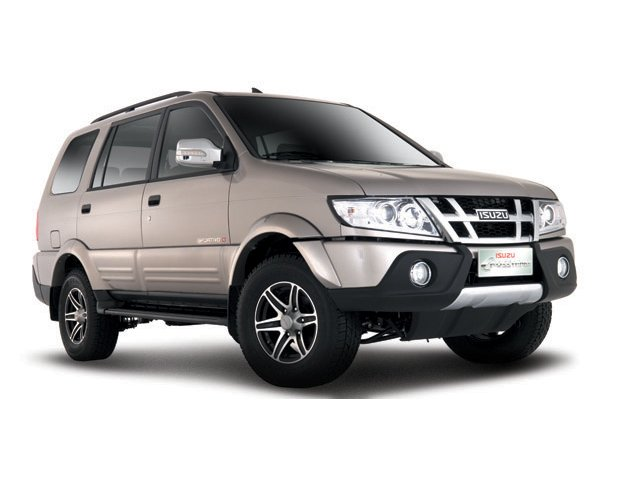 Isuzu Crosswind Production Hits 100 000 Units Philippine