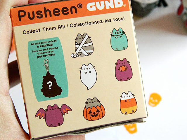 Pusheen Surprise Plush Halloween