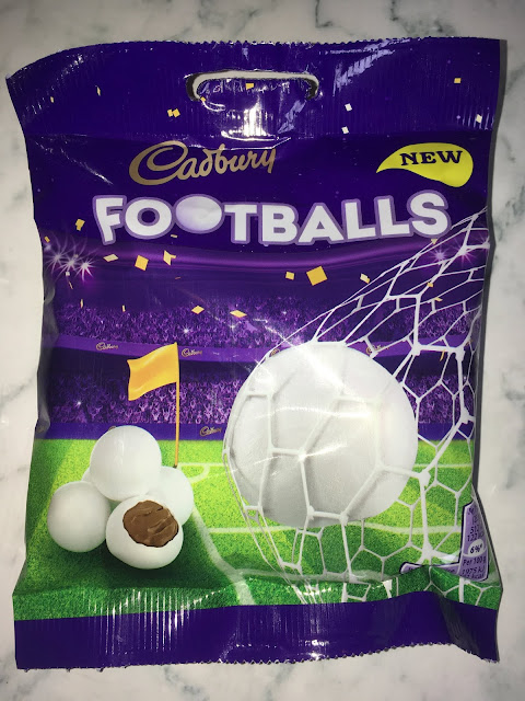 New Cadbury Footballs