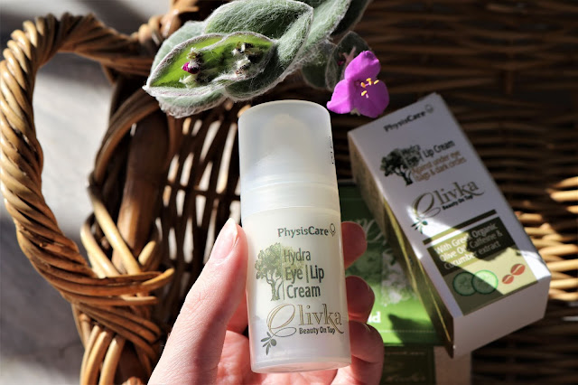 hydra eye lip cream physis care