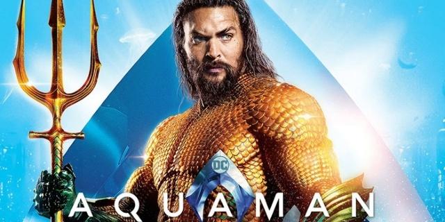 Fecha de lanzamiento del digital y Blu-Ray de Aquaman