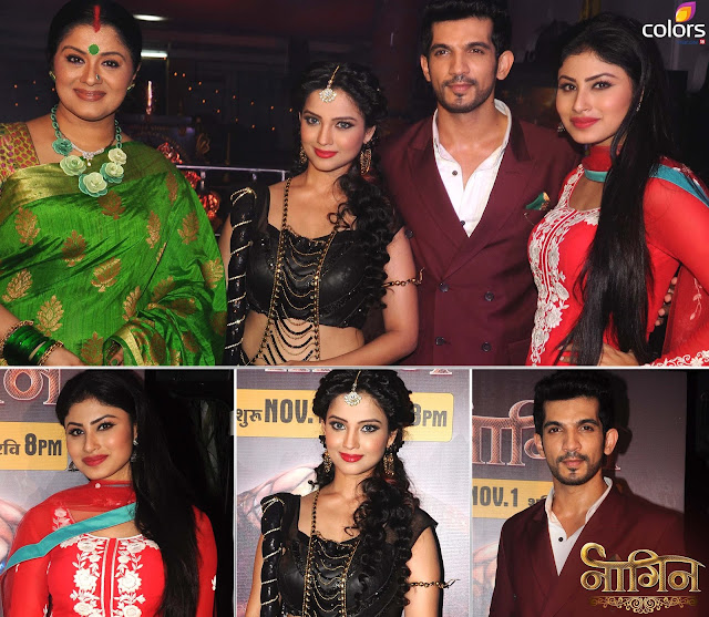 'Naagin' Upcoming Colors Tv Serial Wiki Story|Cast|Title Song|Timings|Promo