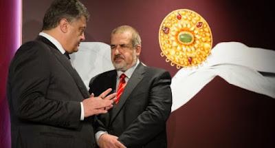 Меджлис поддержал Порошенко на президентских выборах