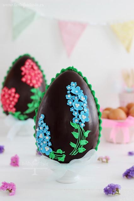 Tutorial huevos de pascua