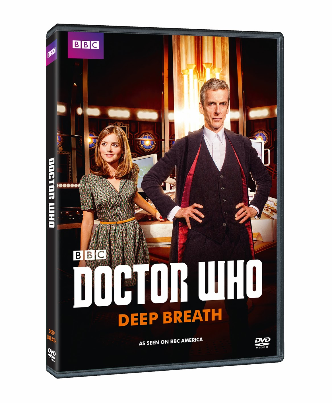 DVD Review - Doctor Who: Deep Breath