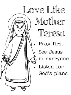 Resources For Teaching About St Teresa on room decorating ideas for life