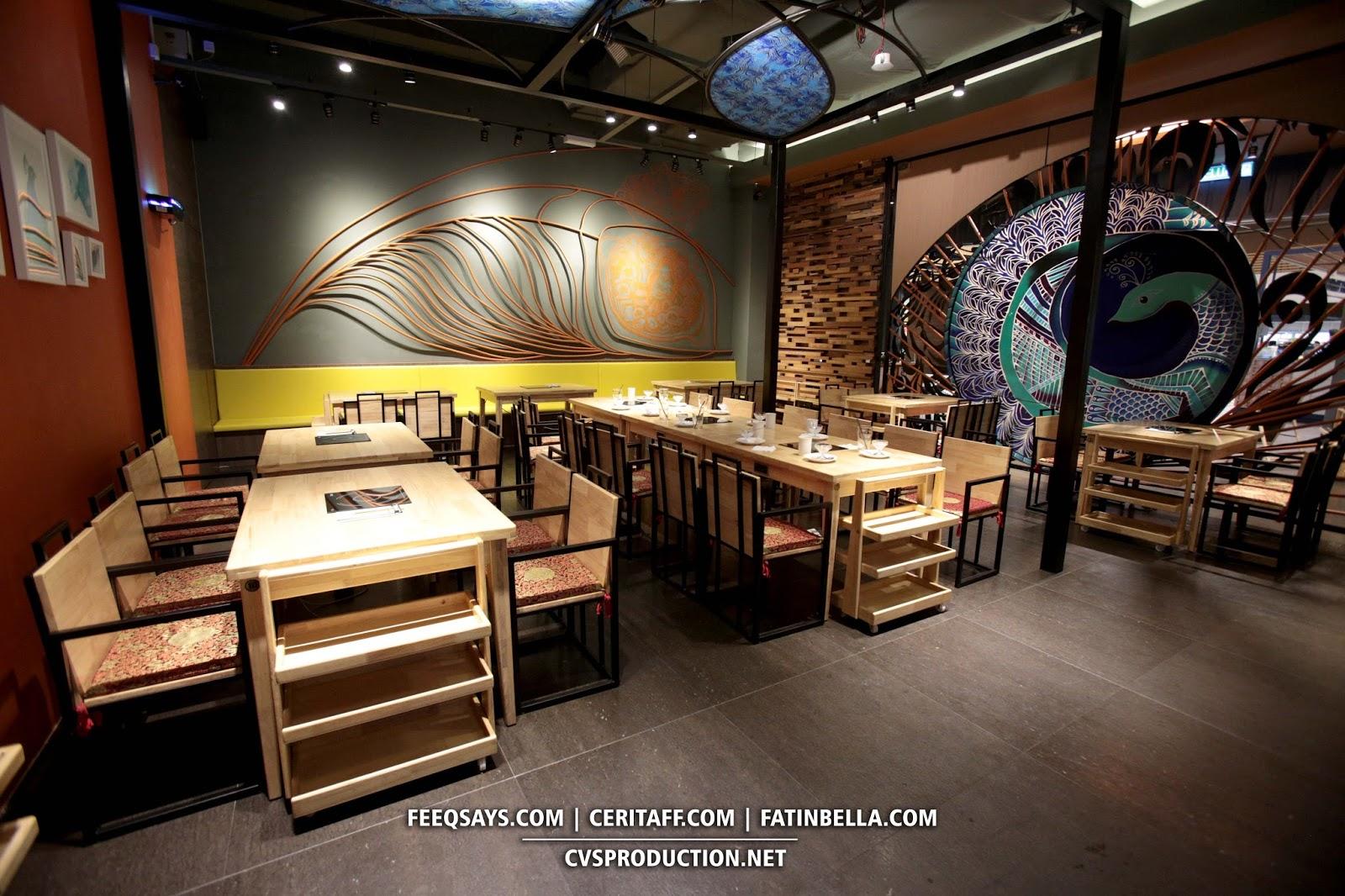 57 hotpot & asian cuisine restaurant at ioi city mall putrajaya ...