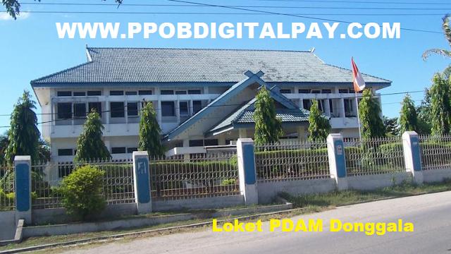 Loket PDAM Donggala Palu Sulawesi Tengah