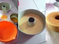 Resep Sponge Cake Lembut Tanpa Pengembang