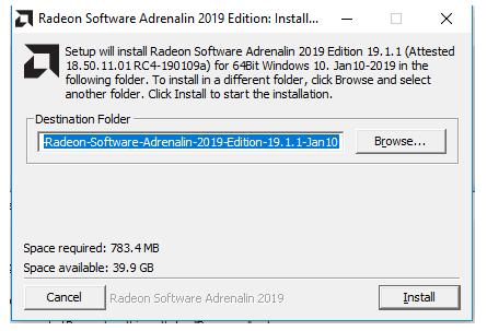 Install driver AMD Terbaru 2019