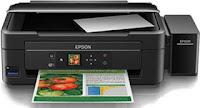 Epson L455 Printer Driver