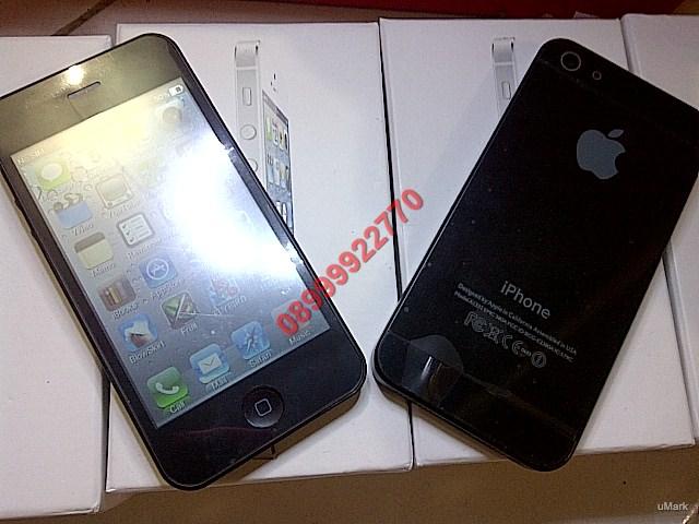 Blackberry Semarang: REPLIKA IPHONE 5 HARGA 850.000