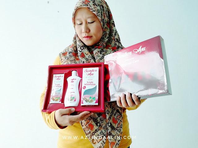 Pembersih Intim Wanita Pilihan Sumber Ayu 3X Whitening Pearly White HALAL, Harga Pembersih Intim Wanita Pilihan Sumber Ayu 3X Whitening Pearly White HALAL