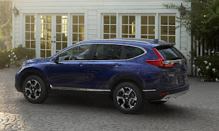 Honda CR-V Colors