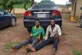 Two Car Snatchers Was Arrested By Police