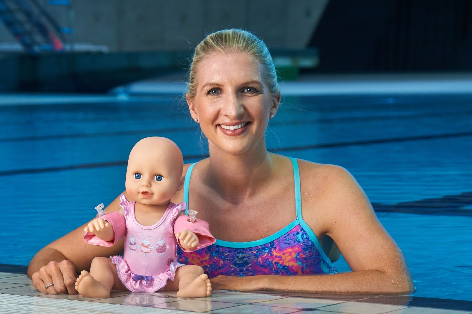 Tips For Encouraging Children To Swim With Rebecca