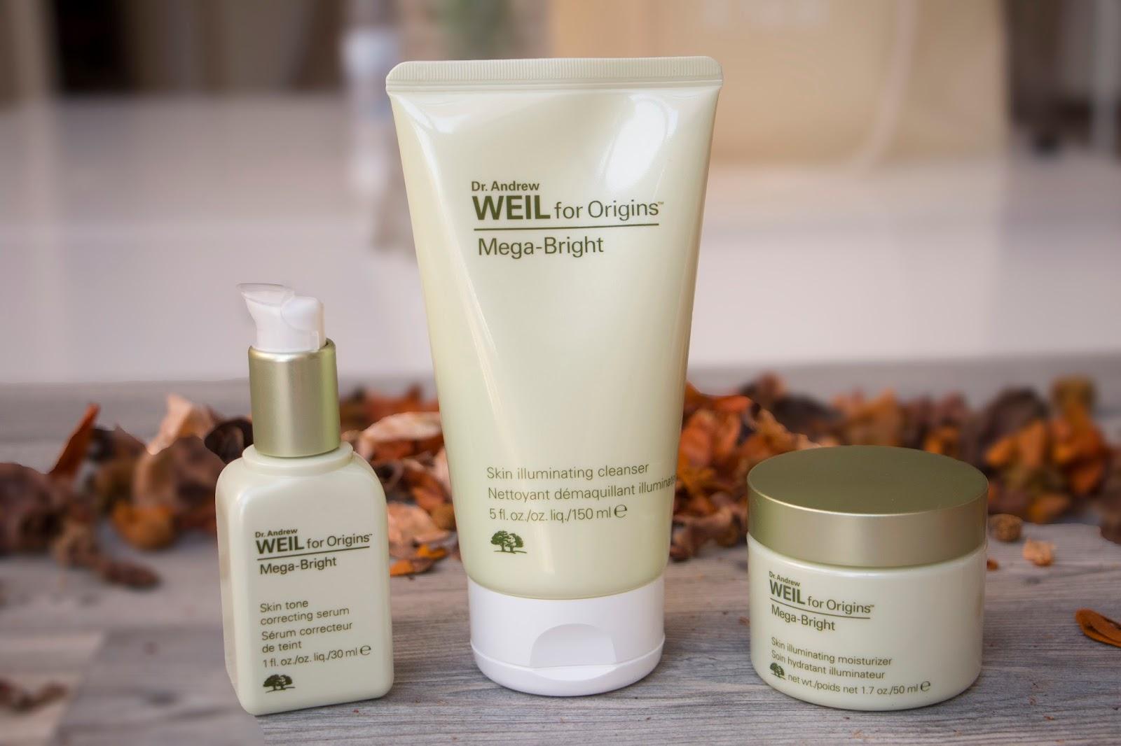 c8a6174a497dc Dr.Weil Mega Bright for Origins Skin Care