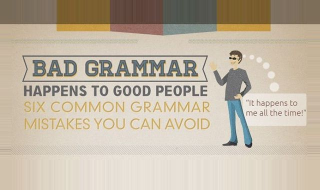 The Reason Grammar Matters In Online Dating