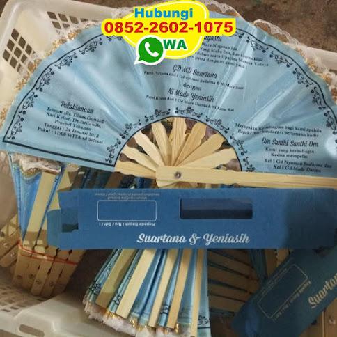 kipas untuk souvenir 52390