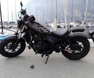 servis Honda Rebel CMX 500 Baru