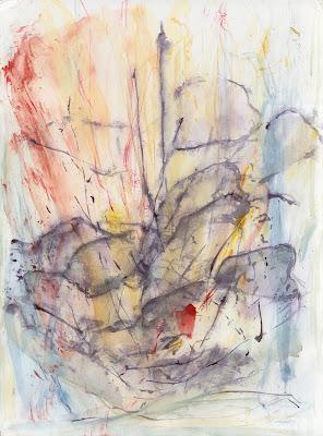 Rita Kéri artist, Rita Kéri painter, Rita Kéri paintings, contemporary art, contemporary watercolor, art collectors, art galleries