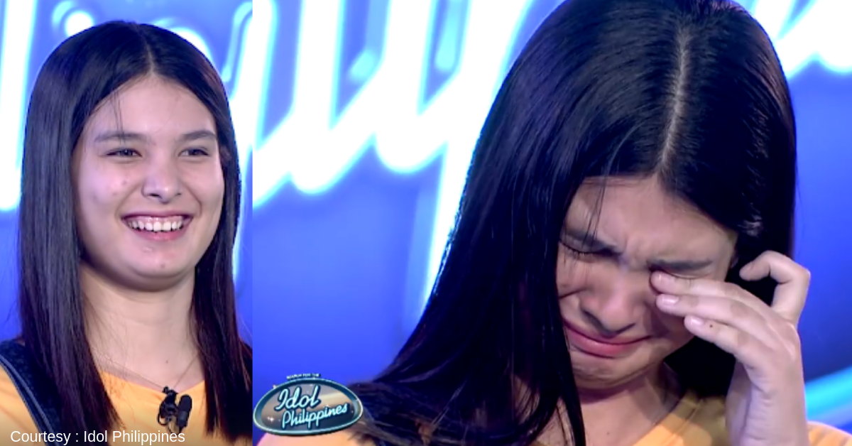 "Talented Girl Searching for Missing Dad, Wows Judges on ""Idol Philippines"""