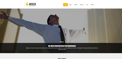 wisco wordpress theme