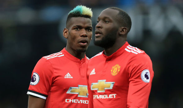 Pogba and Lukaku still dropped as United seek reaction against Arsenal