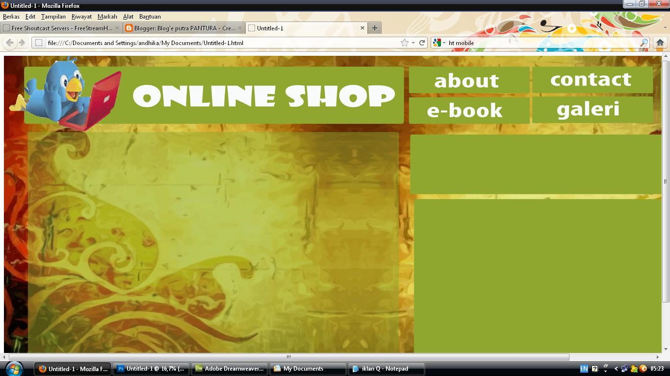 DESAIN WEB DENGAN HTML EPUB DOWNLOAD