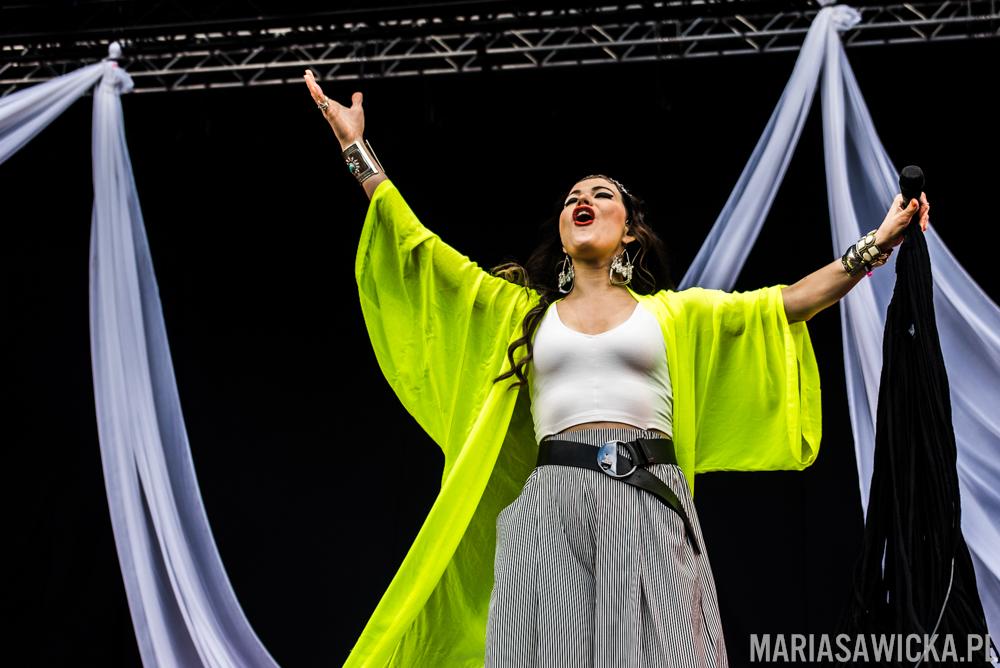 Jenni Vartiainen Provinssi Festivaali 2015 Seinäjoki