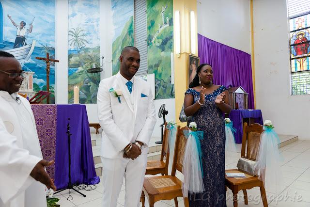 mariage église Petit-Bourg Guadeloupe