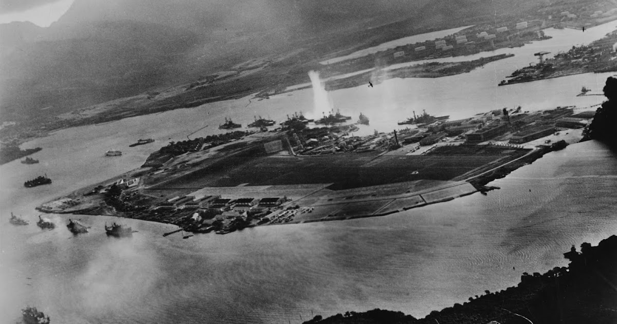 a narrative of the attack on the pearl harbor in 1941 The 25th infantry division on december 7, 1941 narrative format all of the positions around pearl harbor and honolulu during the attack were suddenly and.