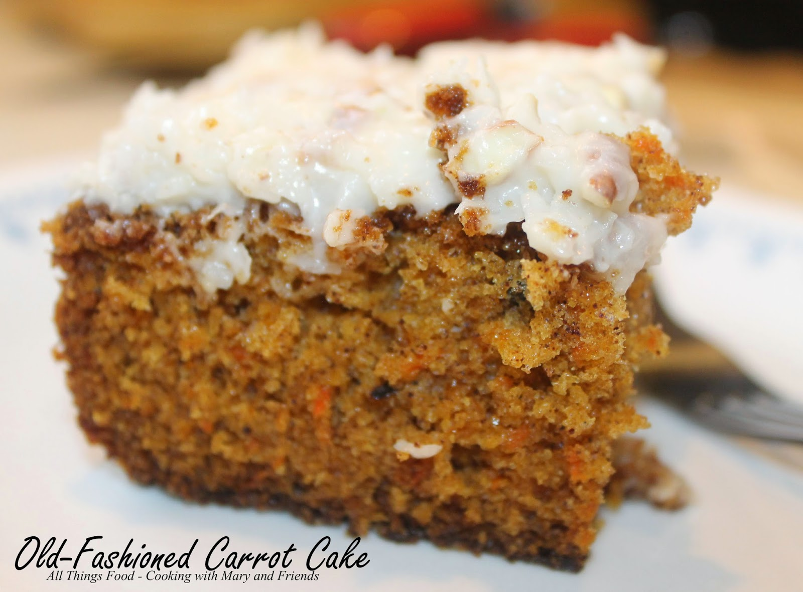 M M Meats Carrot Cake