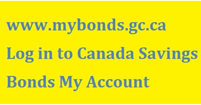 mybonds gc ca