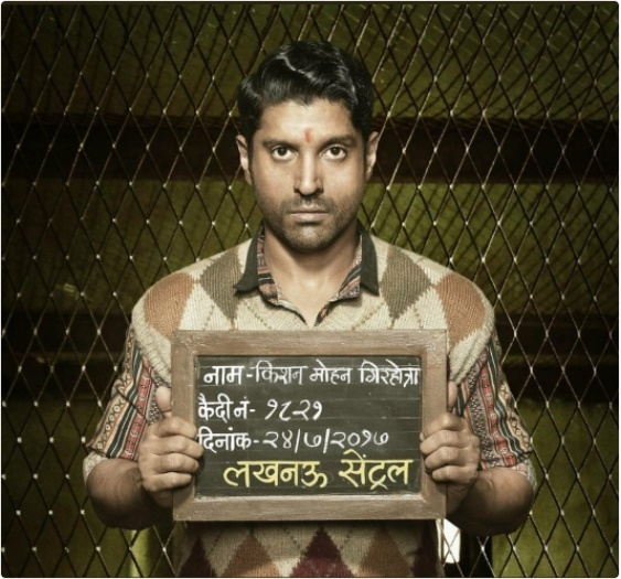Lucknow Central First Look