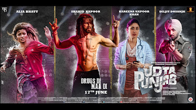Review And Synopsis Movie Udta Punjab (2016)
