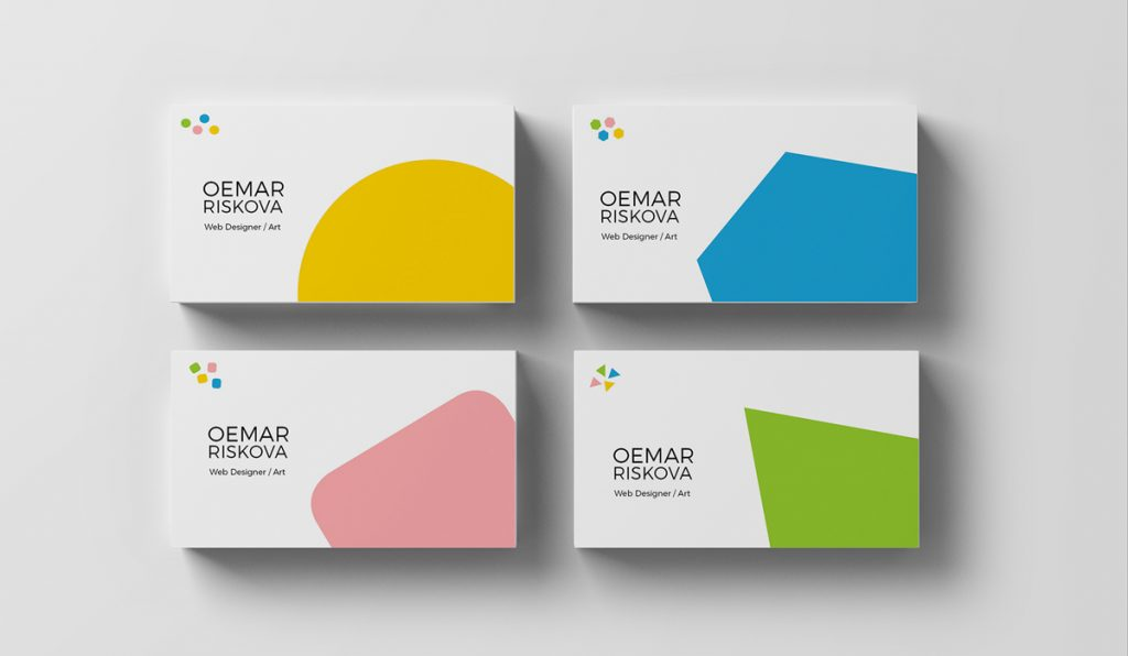 Business Cards Memorable