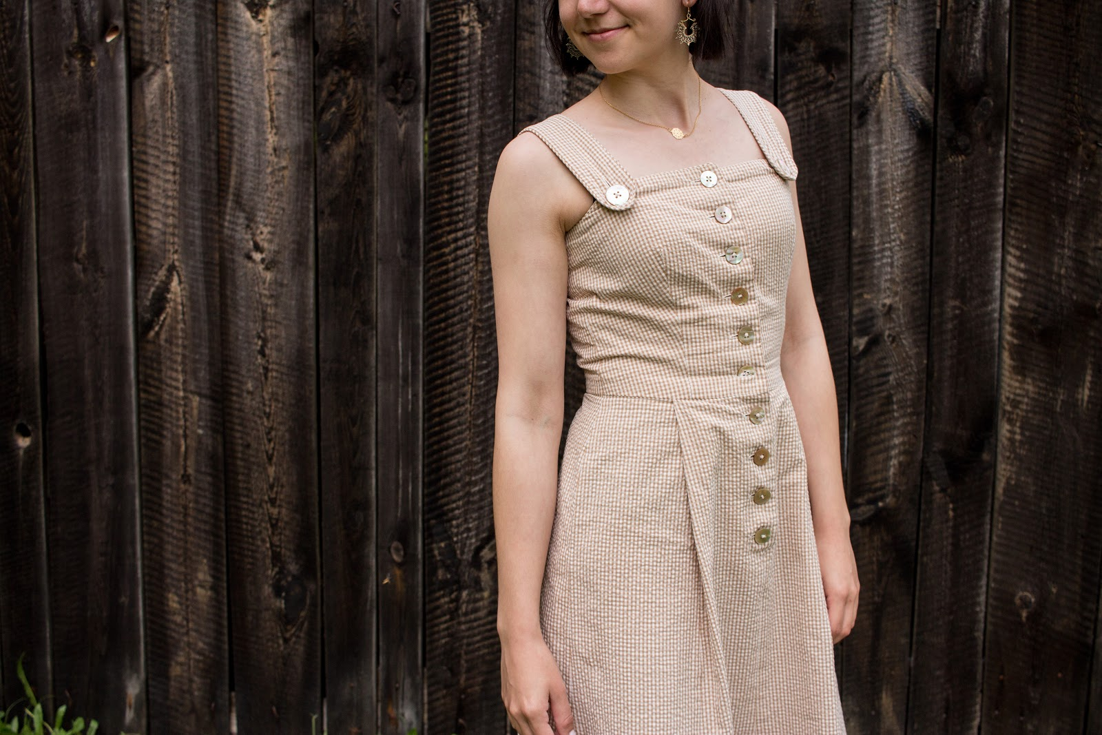 Refashion Ideen - Was nicht passt, wird passend gemacht - Aus alt mach neu - Kleid einfach und schnell kürzen