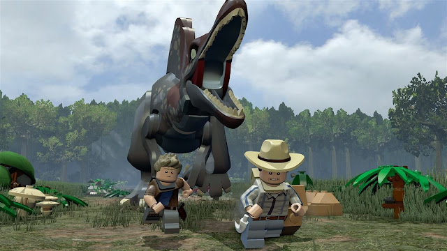 LEGO Jurassic World Screenshot-4