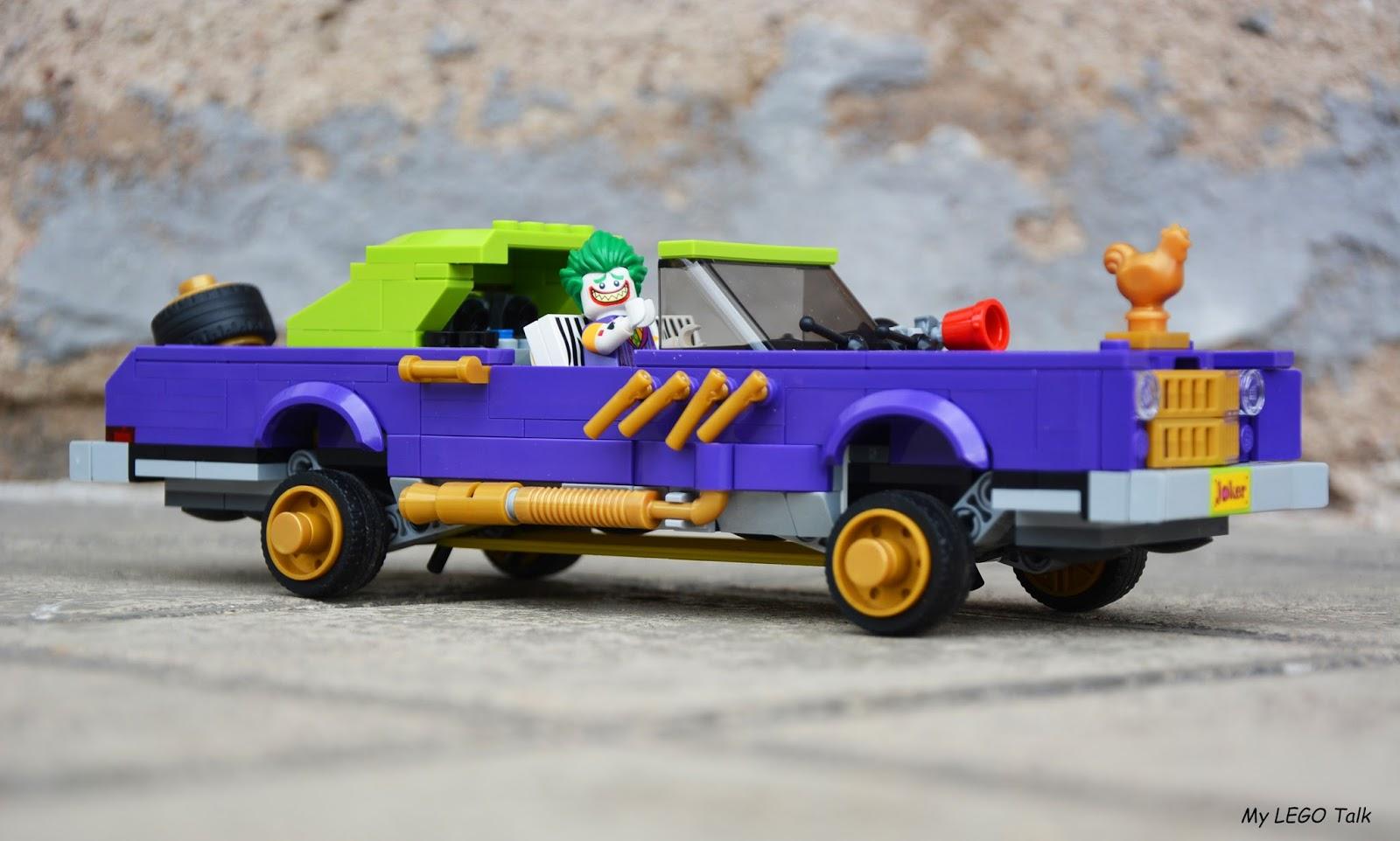 set 70906 the joker notorious lowrider my lego talk. Black Bedroom Furniture Sets. Home Design Ideas