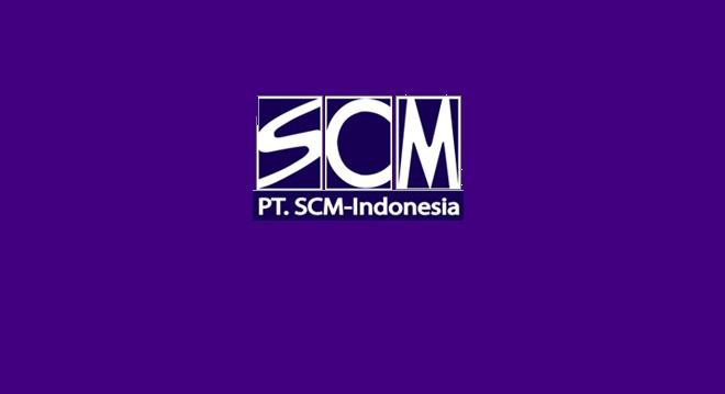Lowongan Kerja PT. SCM - Indonesia ( Jakarta / Agustus / 2017